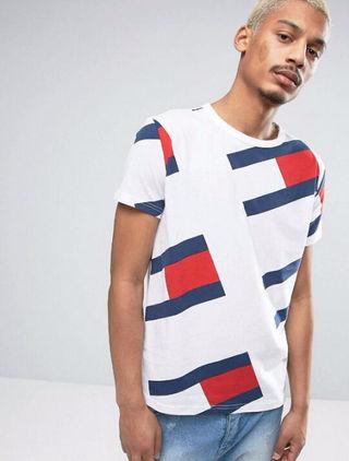 人気新作★トミー>Tシャツ 半袖  男女兼用