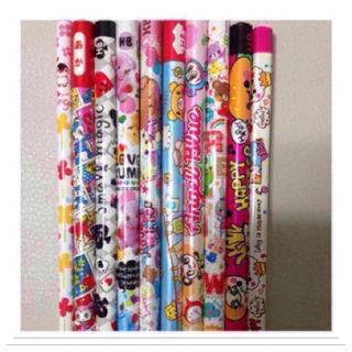 鉛筆10本セット