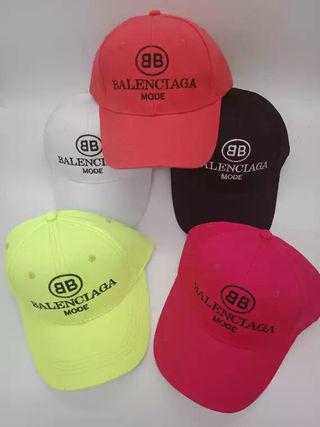 2個セット Balenciaga 今季新作 キャップ  帽子
