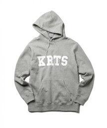 KRTS パーカー(グレー)