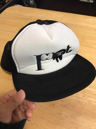 YUKIライブツアーグッズ キャップ帽子
