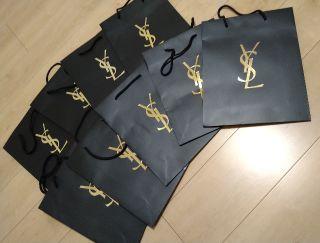 サンローラン YSL ショップ袋