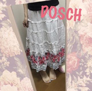 DOSCH ロングスカート