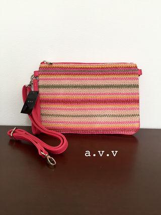 【新品】a.v.v2wayバッグ