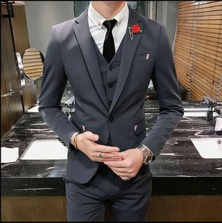 お礼服メンズ結婚式礼服/ビジネススーツ/パーティ/就職