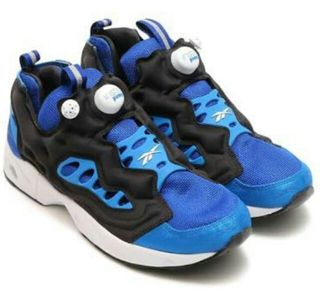 Reebok PUMP FURY ROAD青23.0