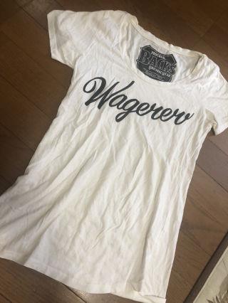 BACKSTシャツ