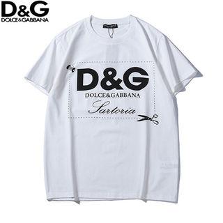 新品新入荷 ディーアンドジー Tシャツ 半袖