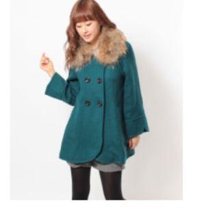ドラマ悪夢ちゃんで北川景子さん着用ファーコート