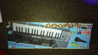 ミュージックキーボード