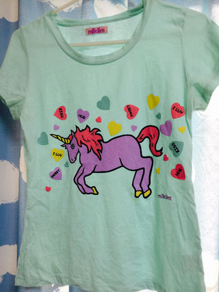 milklim Tシャツ