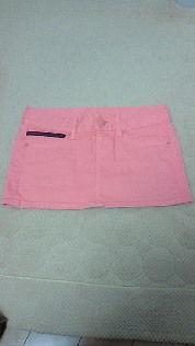 SHEL'TTER☆ミニスカート(ピンク)