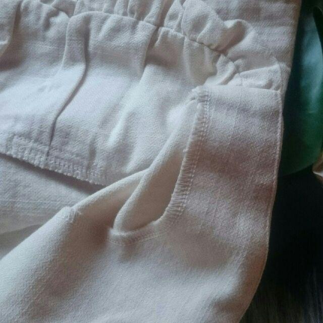 新品!タグ付き!ブージュルード七分袖薄手夏生地×ジャケット