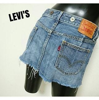 LEVI'S*デニムスカート
