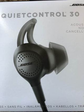 Bose Quiet Control 30 イヤホン ボーズ