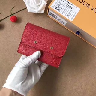 人気新品LV61831  3折財布