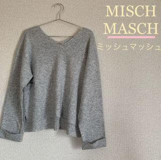 MISCH MASCHゆるトップス