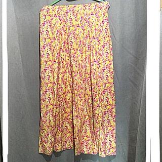 新品ローラアシュレイ ロングスカート