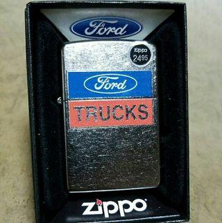 新品16F'Zippoフォードトラック送料無料