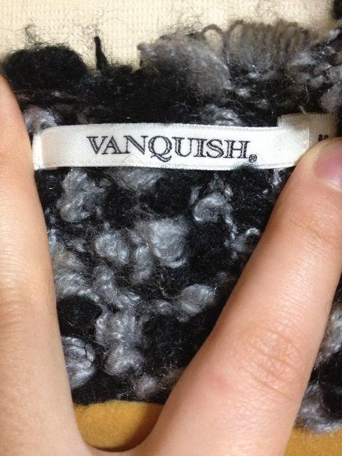 VANQISH ポンチョ