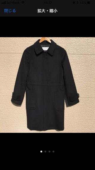 PROPORTION BODY DRESSING コート 3