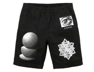 Supreme 17ssMC Escher Short