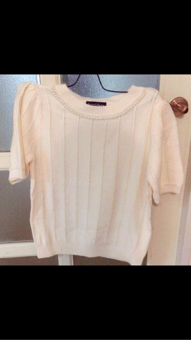 セーター半袖