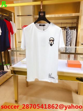 FENDI新作注目春夏大人気新作ロゴ服