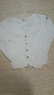 ALBA?長袖セーター