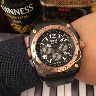 AVIATO メンズ腕時計