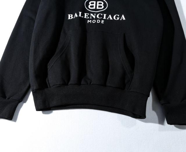 Balenciaga パーカーロングパーカー スウェット