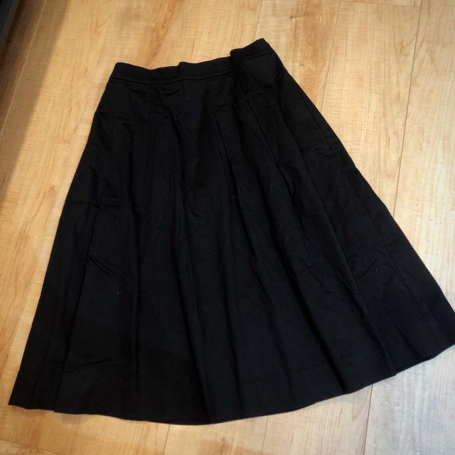 【ユニクロ】Mサイズ フレアスカート プリーツスカート(UNIQLO(ユニクロ) ) - フリマアプリ&サイトShoppies[ショッピーズ]