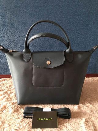 Longchamp ル プリアージュロンシャン ブラックS