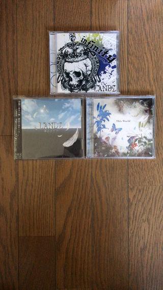 LANDZ シングル CD