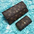 M二つ折り長財布とキーケースのセット