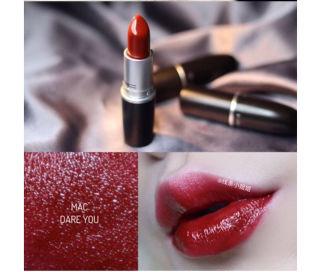 デアユー  大人気カラー MAC リップ 口紅