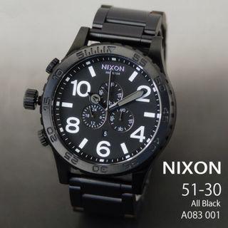 ニクソン 51-30 CHRONO 腕時計 A083-001