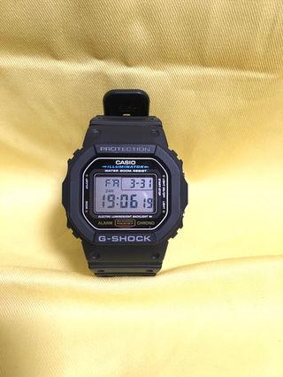 G-SHOCK DW-5600E 美品
