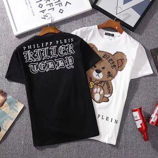 Philipp plein メンズTシャツ 色選択可