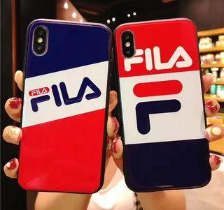 FILA iPhoneケース