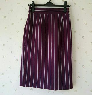 ダブルクローゼットタイトスカート