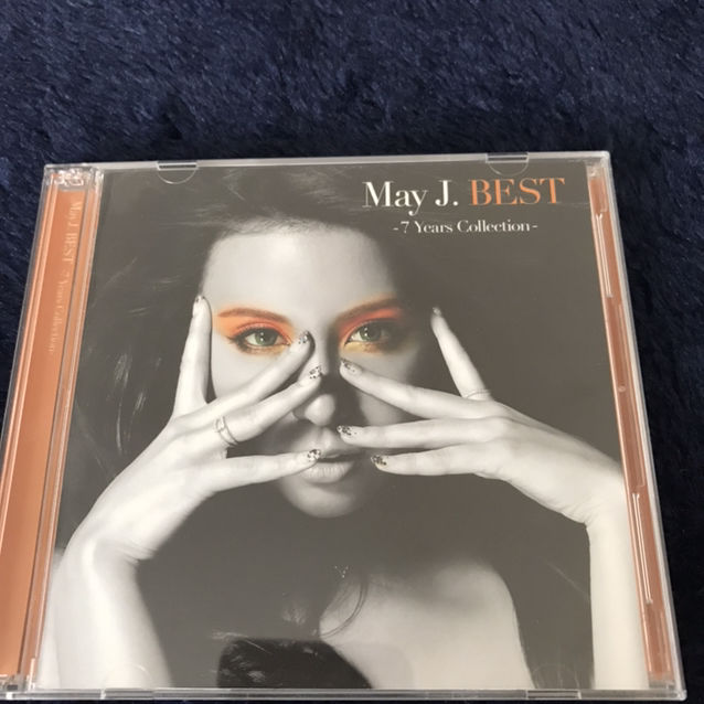 MayJ .BEST CD&DVD