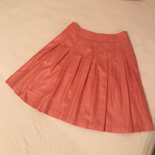 ミッシュマッシュ ピンクスカート