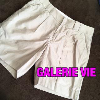 GALERIE VIEショートパンツ