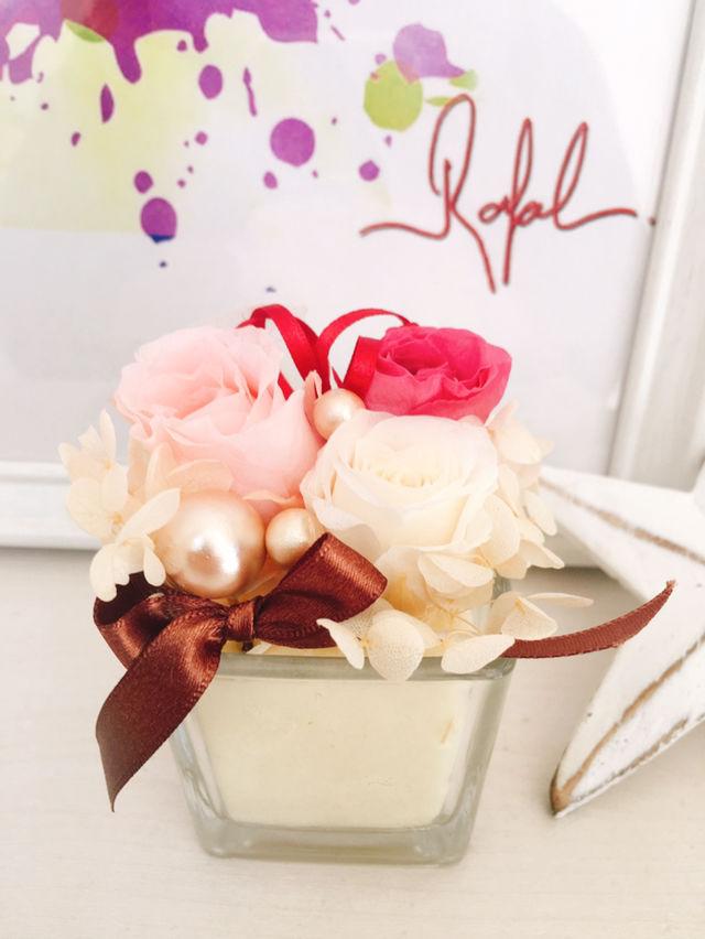 プリザーブドフラワー 可愛い おしゃれ 花 インテリア