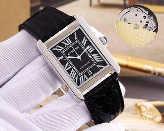 新品大人気 Cartier 自動巻き 腕時計 送料無料