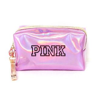 ヴィクトリアシークレット pinkポーチ