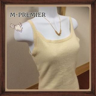 M-PREMIER/カシミヤ100%
