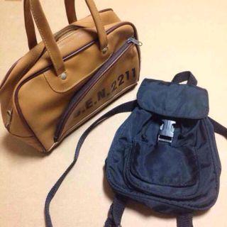 【送込】子供用 小さいお出かけバッグ かばん セット