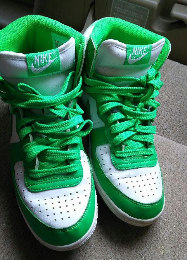 NIKE靴